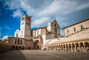 Assisi poszter kép 01